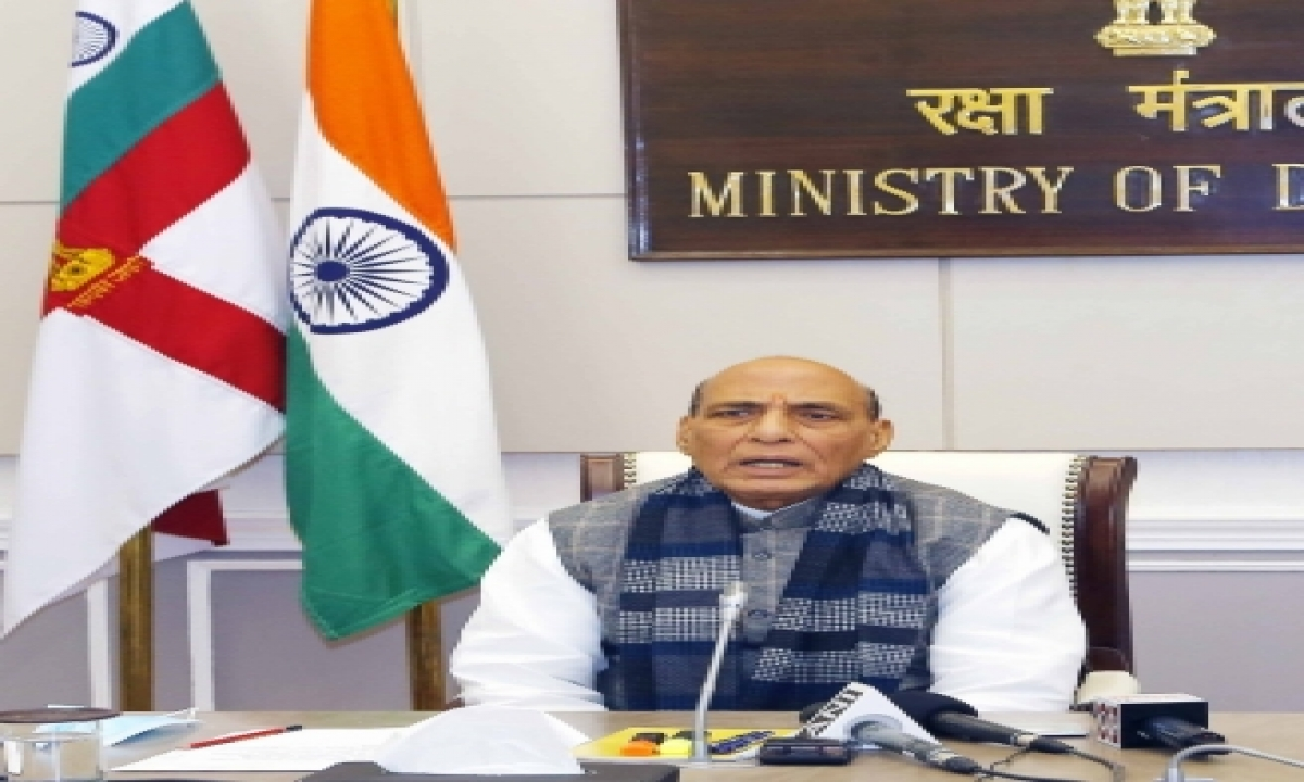 TeluguStop.com - Rajnath To Attend Veterans Day In Bengaluru On Thursday