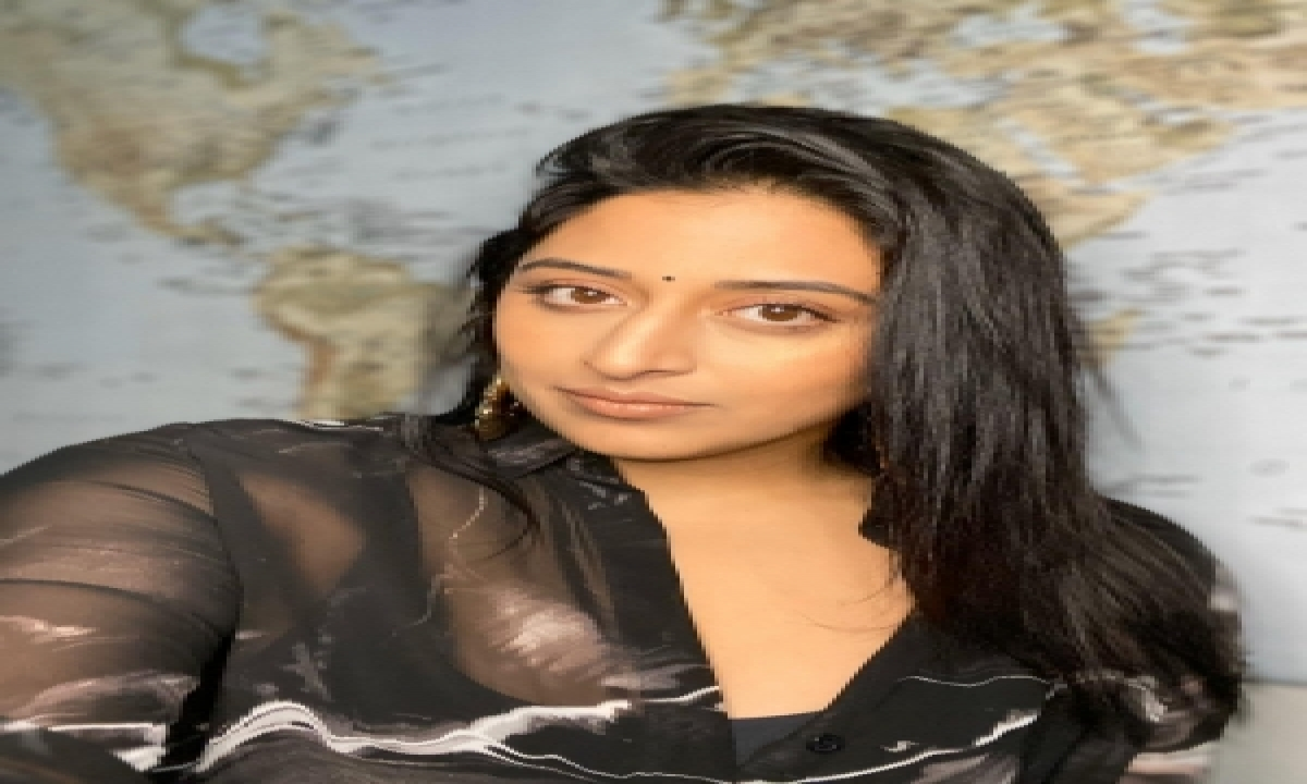 TeluguStop.com - Rapper Raja Kumari Releases First Hindi Single