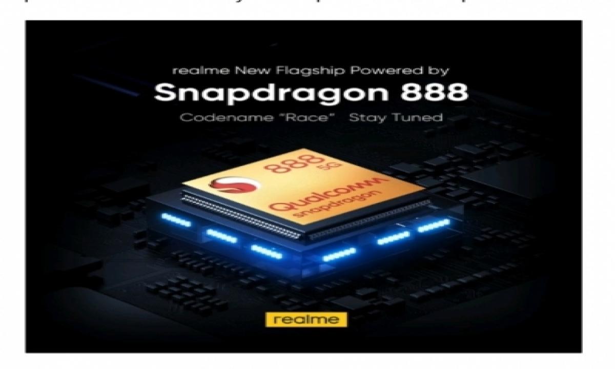 TeluguStop.com - Realme Announces 'race' Phone With Snapdragon 888 5g Chipset
