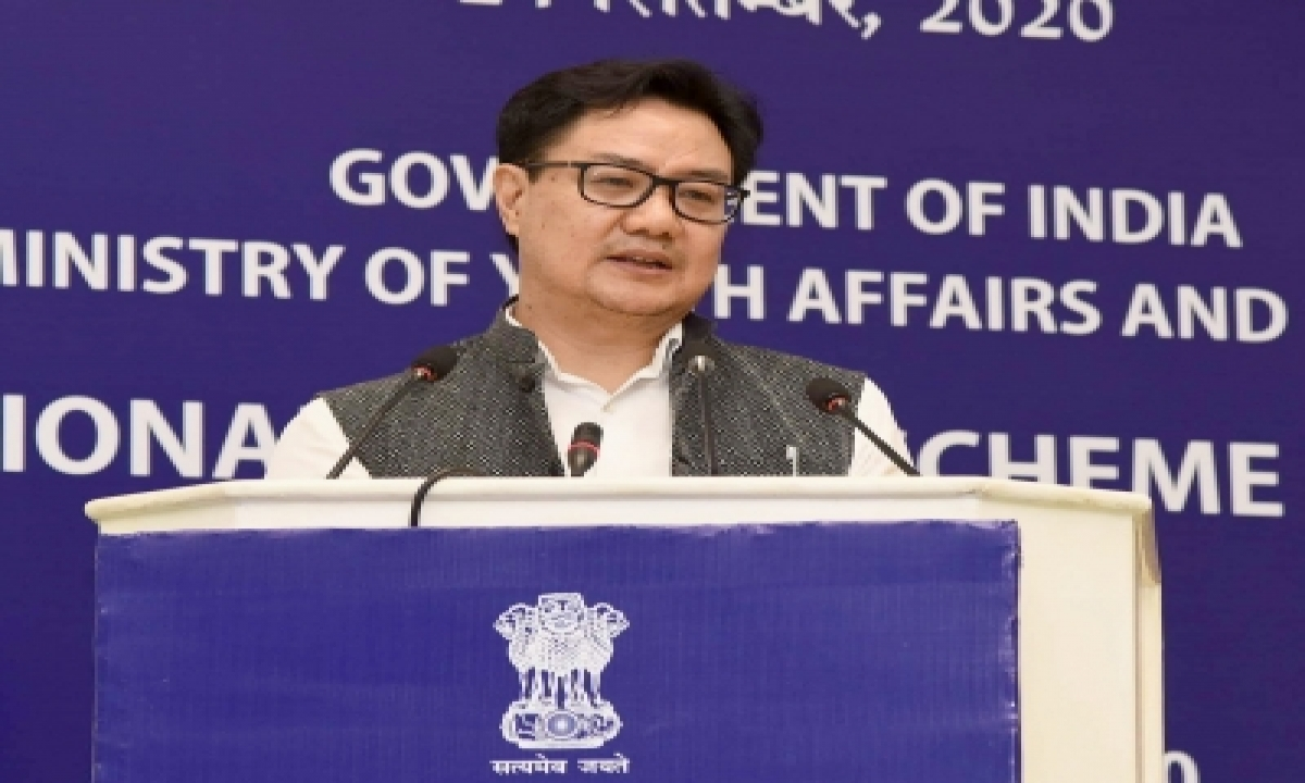 TeluguStop.com - Rijiju To Deliver Inaugural Address At Ficci Turf 2020