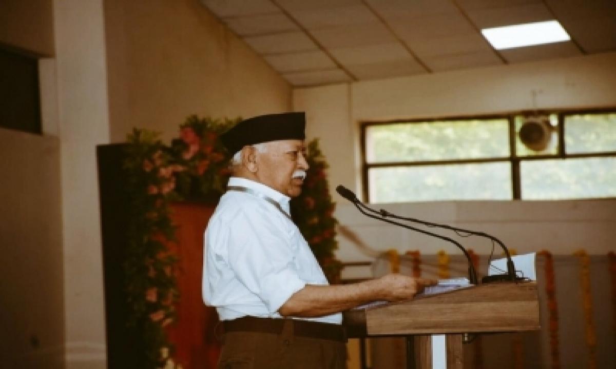 TeluguStop.com - Rss Chief In Guwahati, To Meet Pracharaks Of 7 Ne States