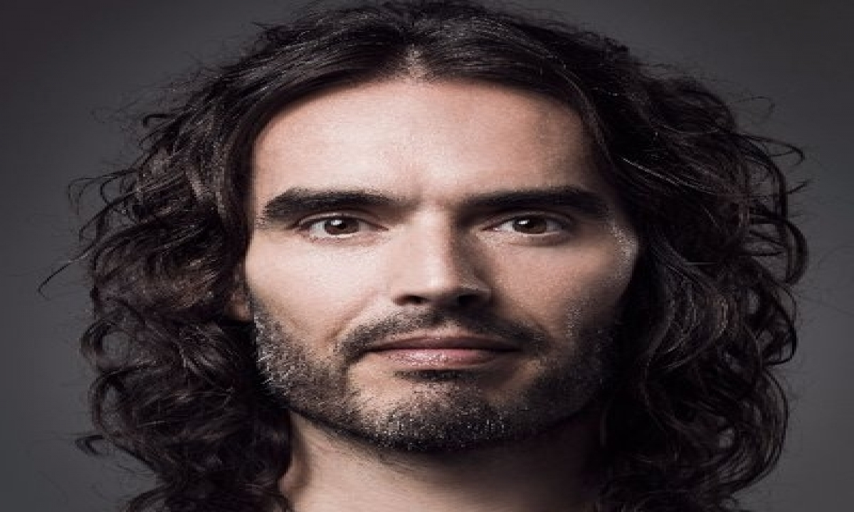 TeluguStop.com - Russell Brand's Wife Finds His Energy Levels Exhausting