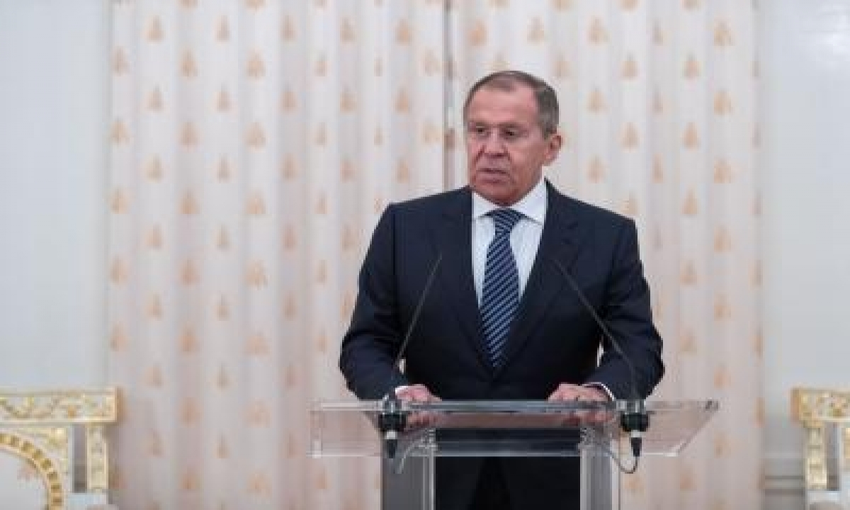 TeluguStop.com - Russian Fm Rejects Questioning Of Nagorno-karabakh Ceasefire Statement