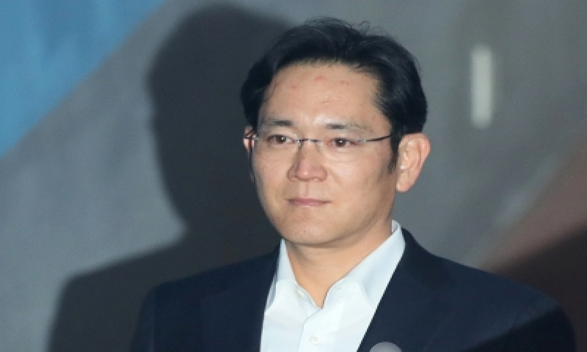 TeluguStop.com - Samsung Heir Absent From Bribery Retrial Due To Father's Funeral