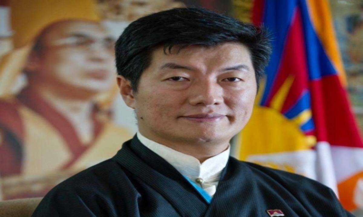 TeluguStop.com - Sangay Thanks Us Congressman For Resolution On Tibet