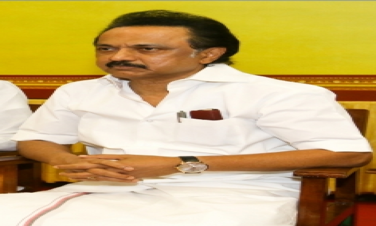 TeluguStop.com - Satisfied With Discussions With Tn Guv On Release Of Rajiv Killers: Stalin