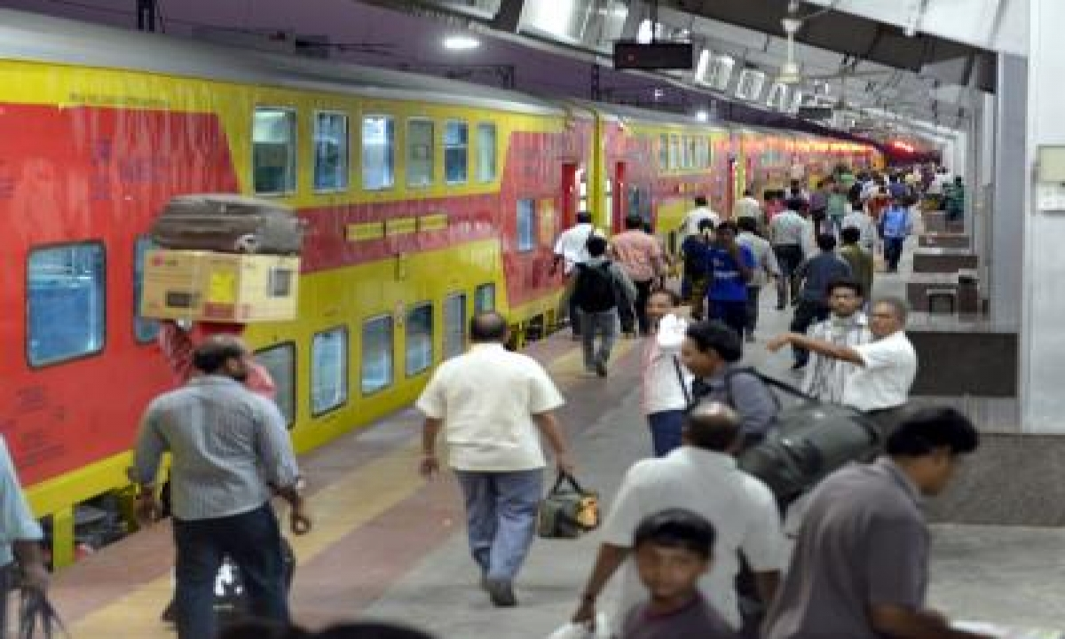 TeluguStop.com - Scr Zone Adds Another Daily Festival Special Train