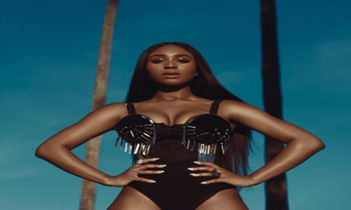 TeluguStop.com - Singer Normani Says Being In Fifth Harmony Band 'took A Toll' On Her Confidence