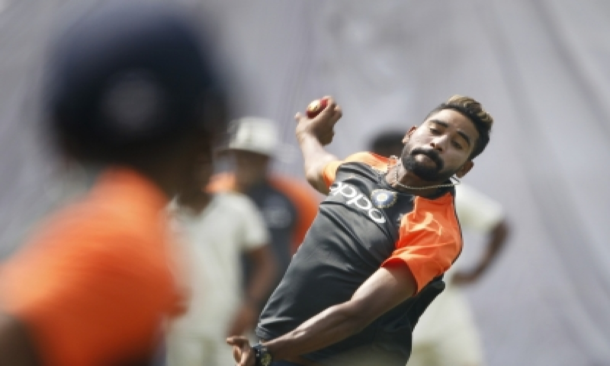 TeluguStop.com - Siraj Declines Bcci Offer To Fly Back Home After Father's Death (ld)