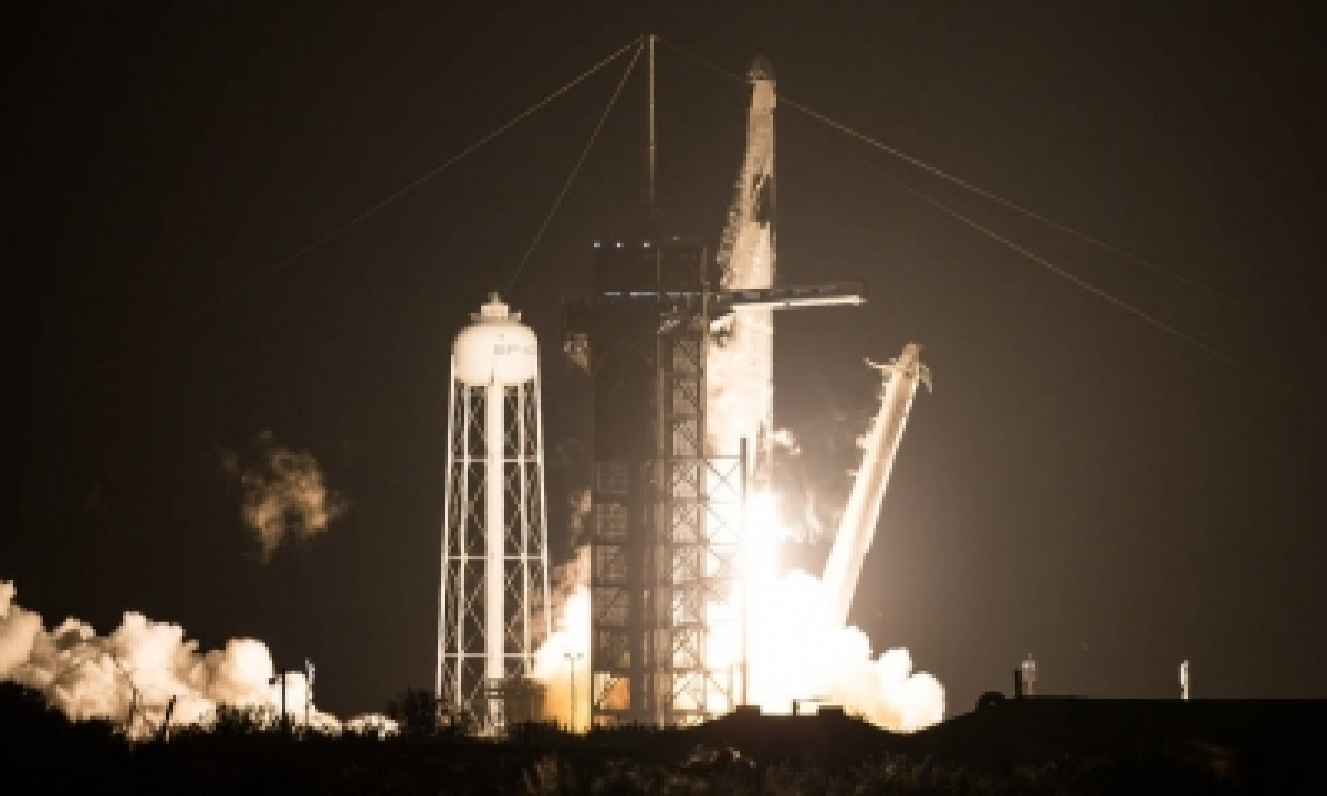 TeluguStop.com - Spacex Launches More Starlink Satellites For Cheaper Internet