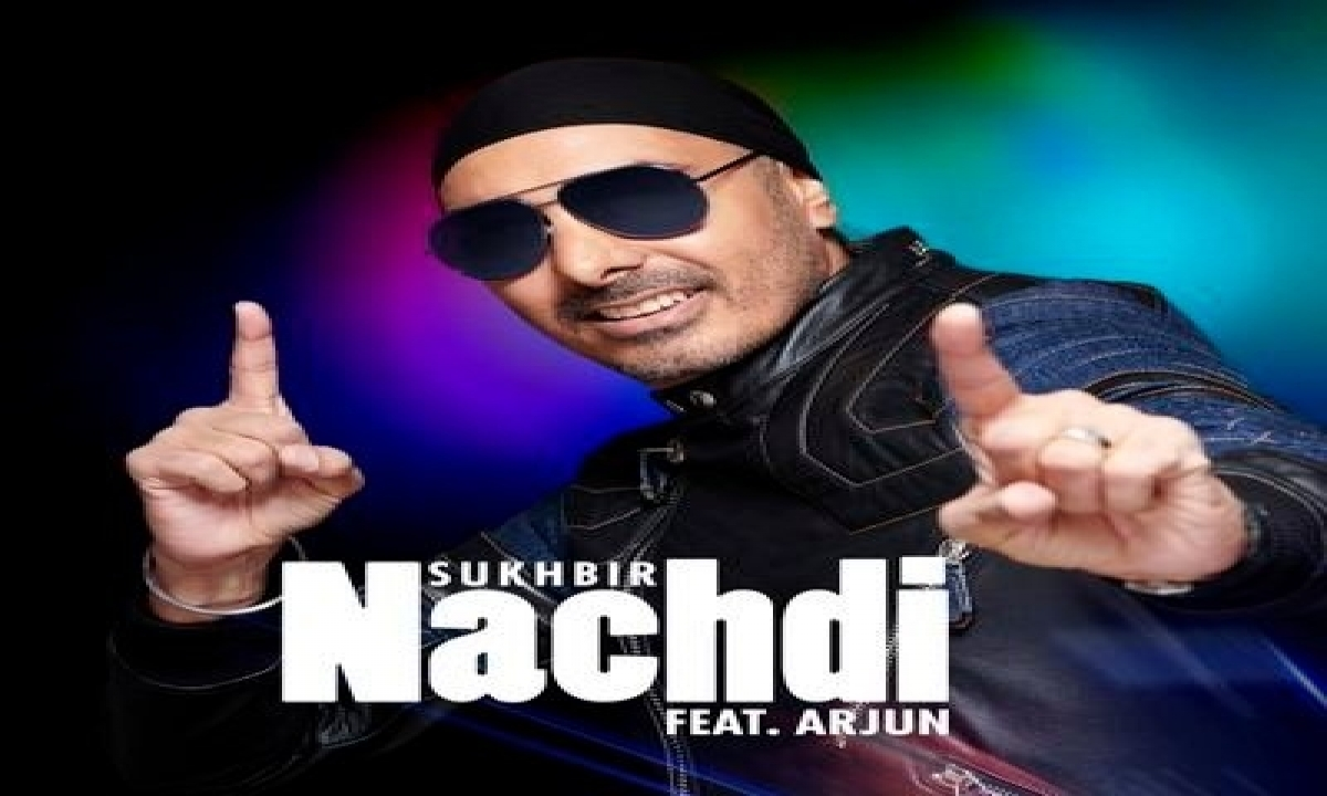 TeluguStop.com - Sukhbir's New Track Nachdi Brings Together Six Dancers From Six Countries