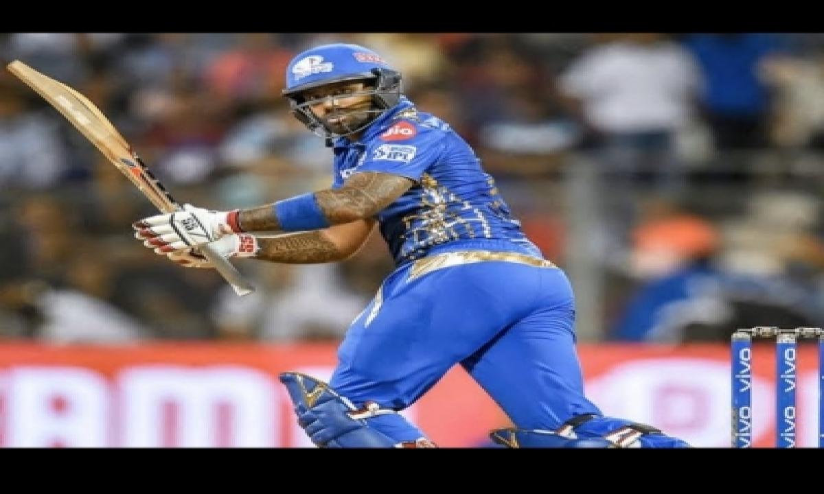 TeluguStop.com - Suryakumar Leads Mi To Five-wicket Win Over Rcb