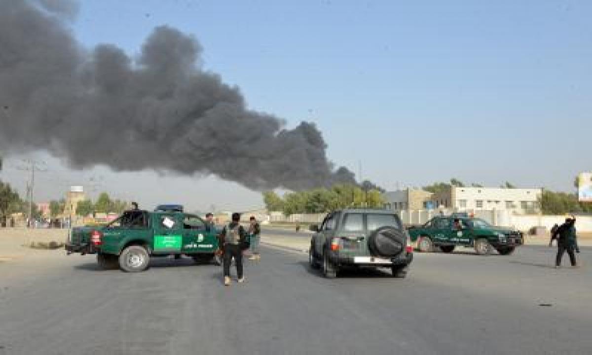 TeluguStop.com - Taliban Attacks Pushed Back In Kandahar: Afghan Official