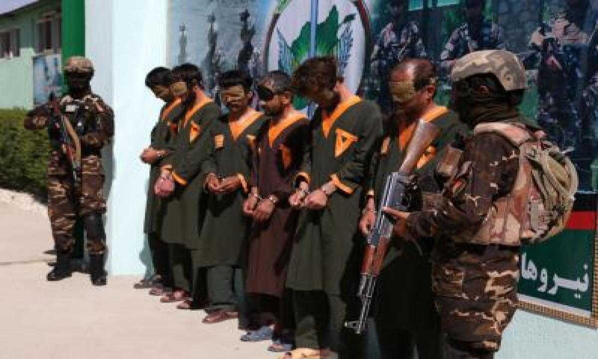 TeluguStop.com - Taliban Seeks Release Of Remaining Prisoners