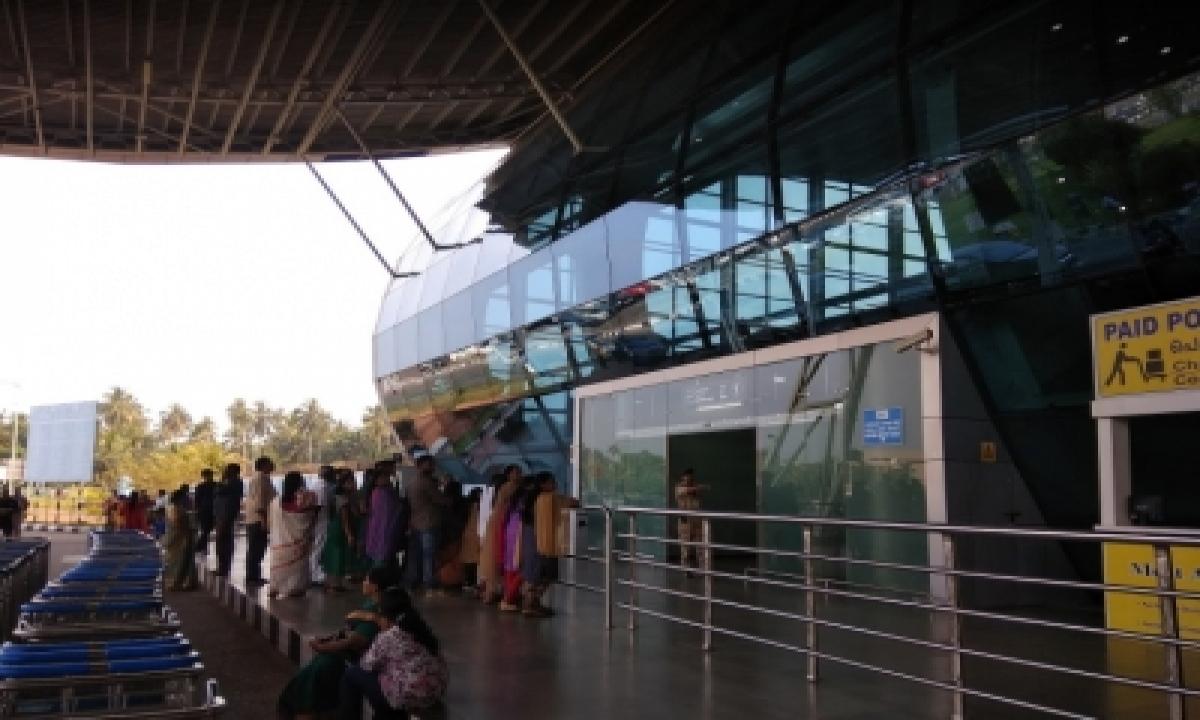 TeluguStop.com - 'tender Process Vitiated': Kerala Moves Sc Against Adani Airport Lease