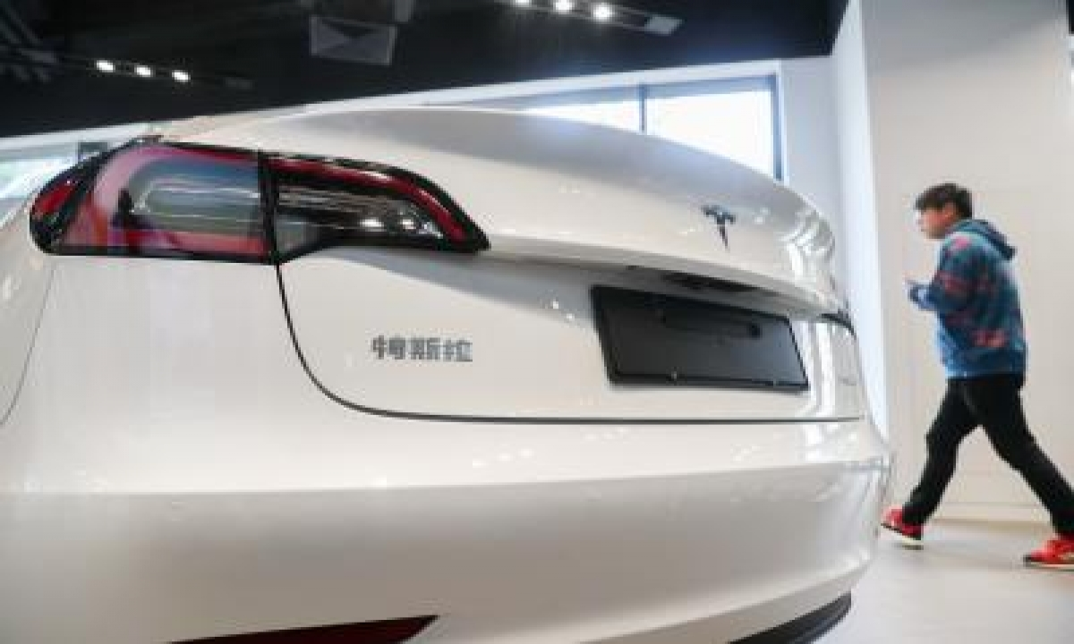 TeluguStop.com - Tesla Recalls Over 9,000 Vehicles Over Manufacturing Issues
