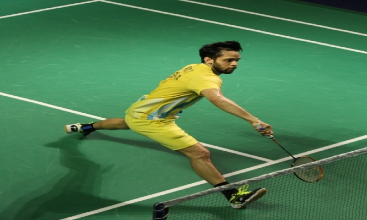 TeluguStop.com - Thailand Open: Kashyap Retires Mid-game After Chirag-satwik Win
