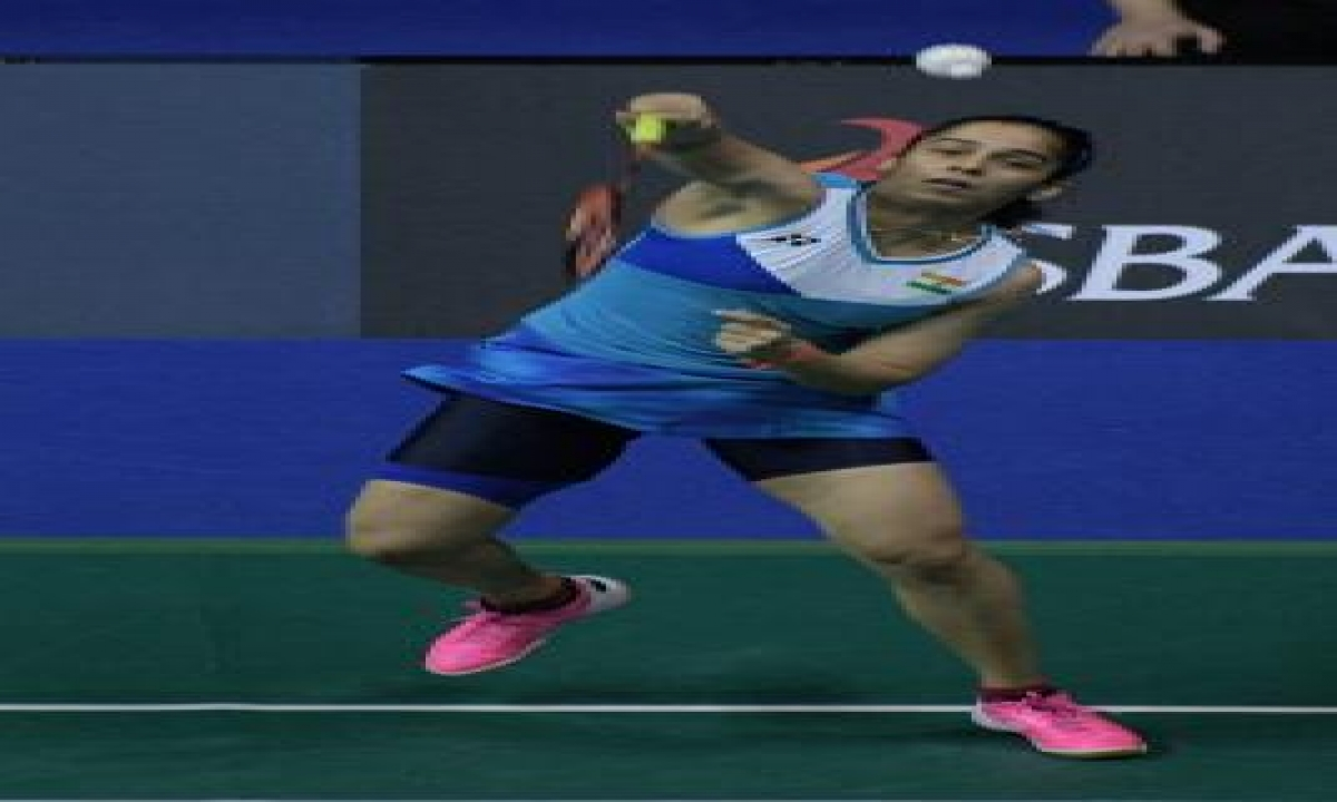 TeluguStop.com - Thailand Open: Saina Crashes Out, Kidambi Pulls Out Due To Injury (lead)