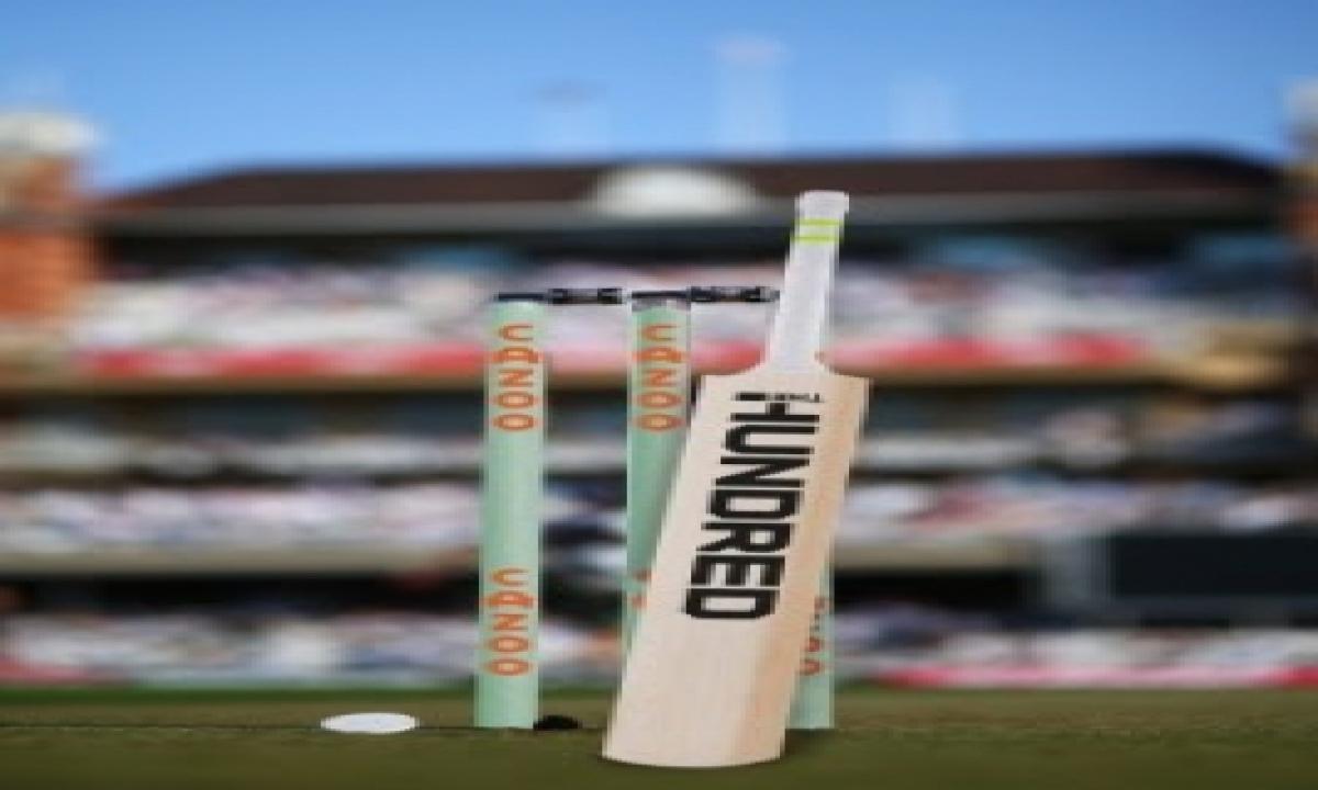 TeluguStop.com - The Hundred Cricket Signs Cazoo As Principal Partner