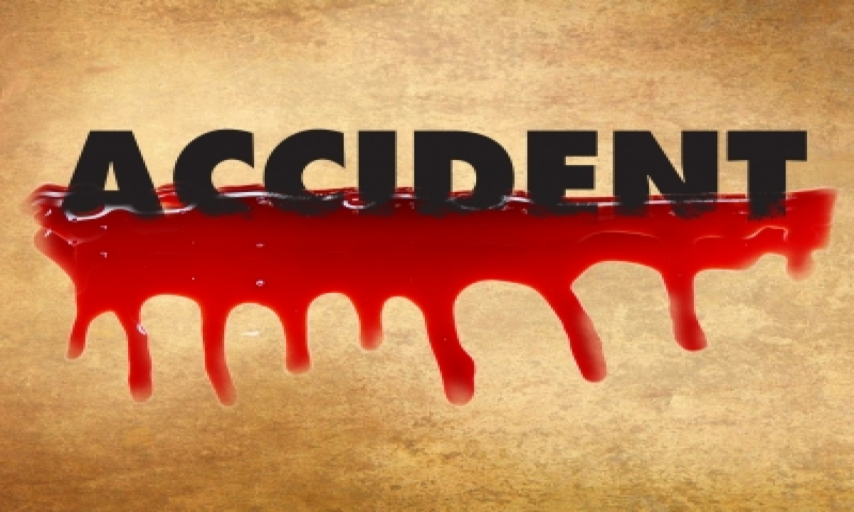 TeluguStop.com - Two Killed In Separate Road Accidents In Gurugram