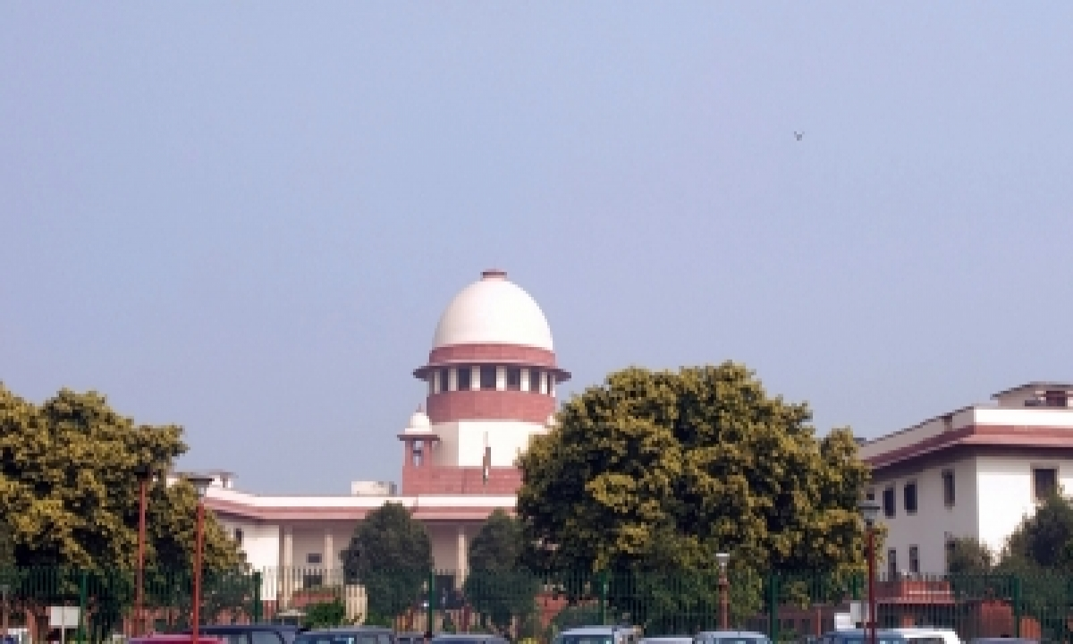 TeluguStop.com - Undertrials In National Capital Get A Week Extension On Bail, Sc Extends Interim Order