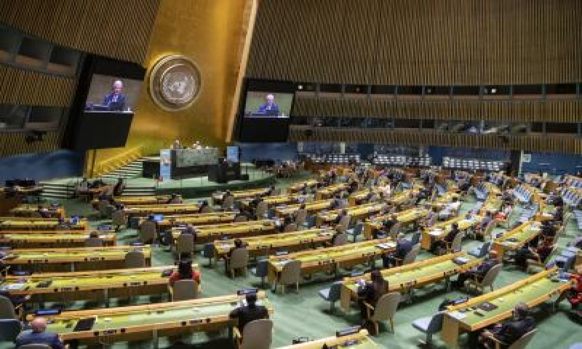TeluguStop.com - Unga To Hold Landmark Special Session On Covid