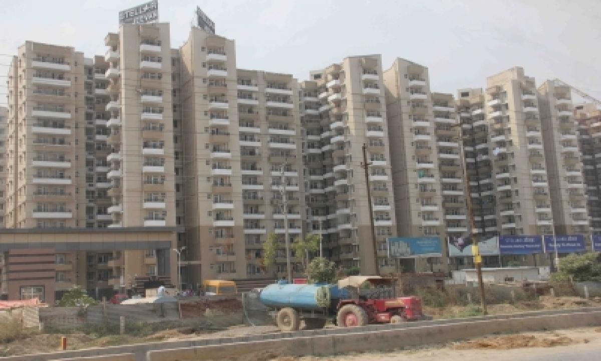 TeluguStop.com - Unsold Housing In Noida, Greater Noida Down 12% In 2020: Anarock