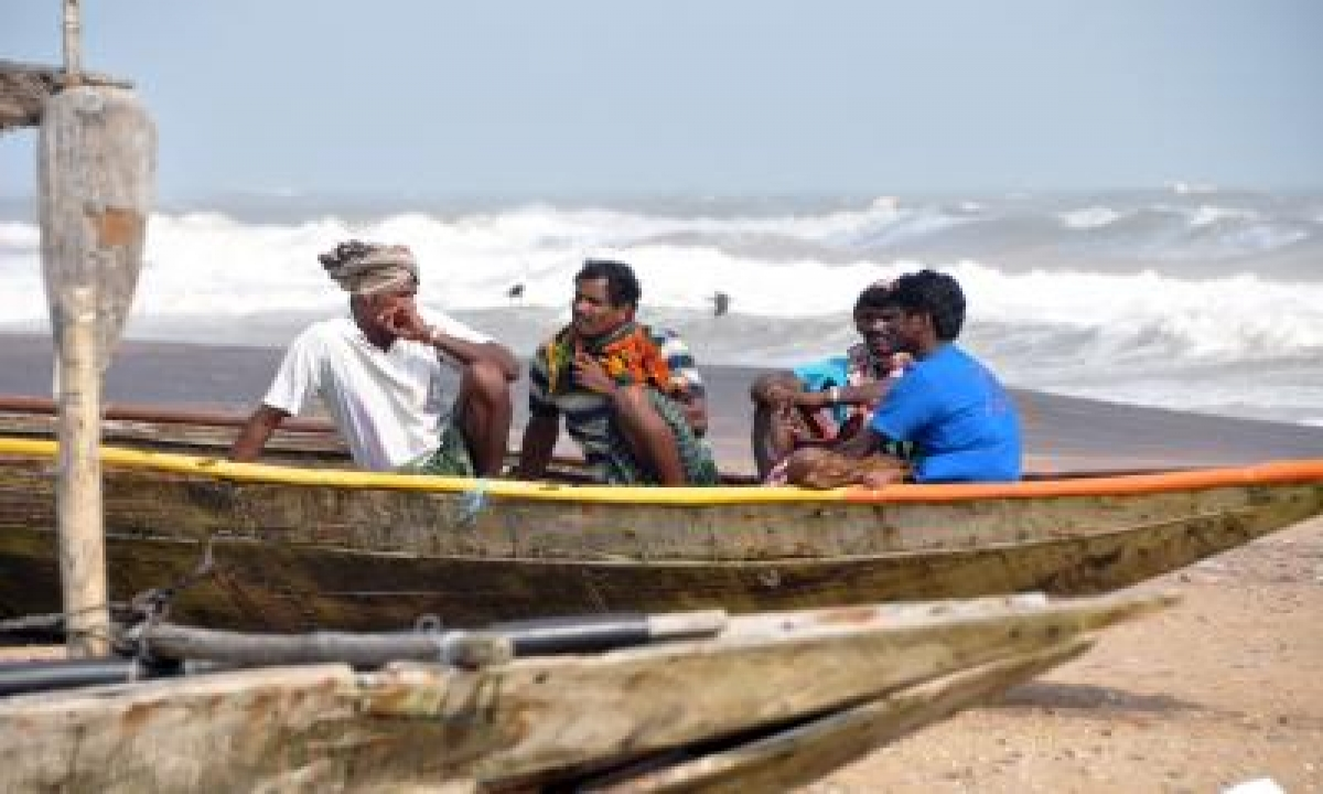 TeluguStop.com - Up Best Performer In Inland Fisheries, Odisha Is Best Marine State