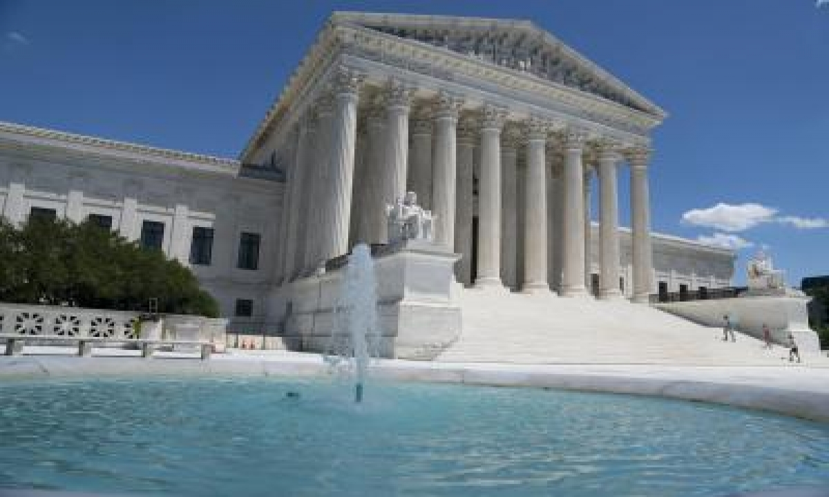 TeluguStop.com - 'us Sc's Order Blocking Curbs On Ny Church Gatherings Is Political'