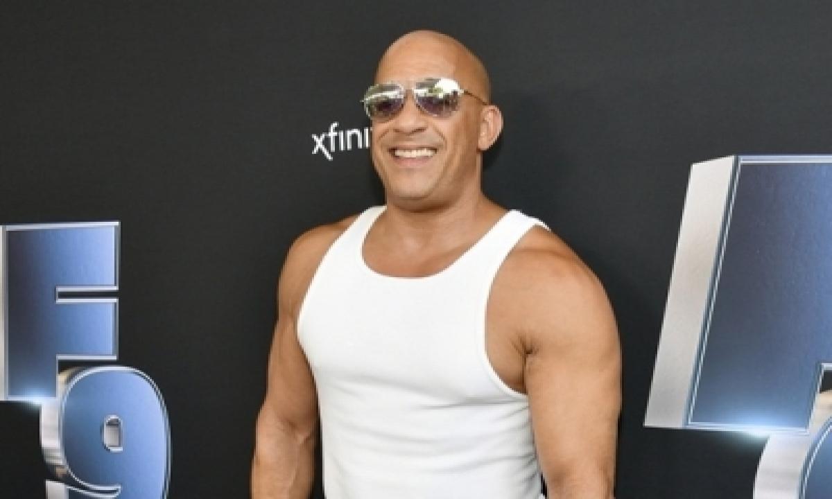 TeluguStop.com - Vin Diesel On How Lockdown Helped Him Explore His Musical Side