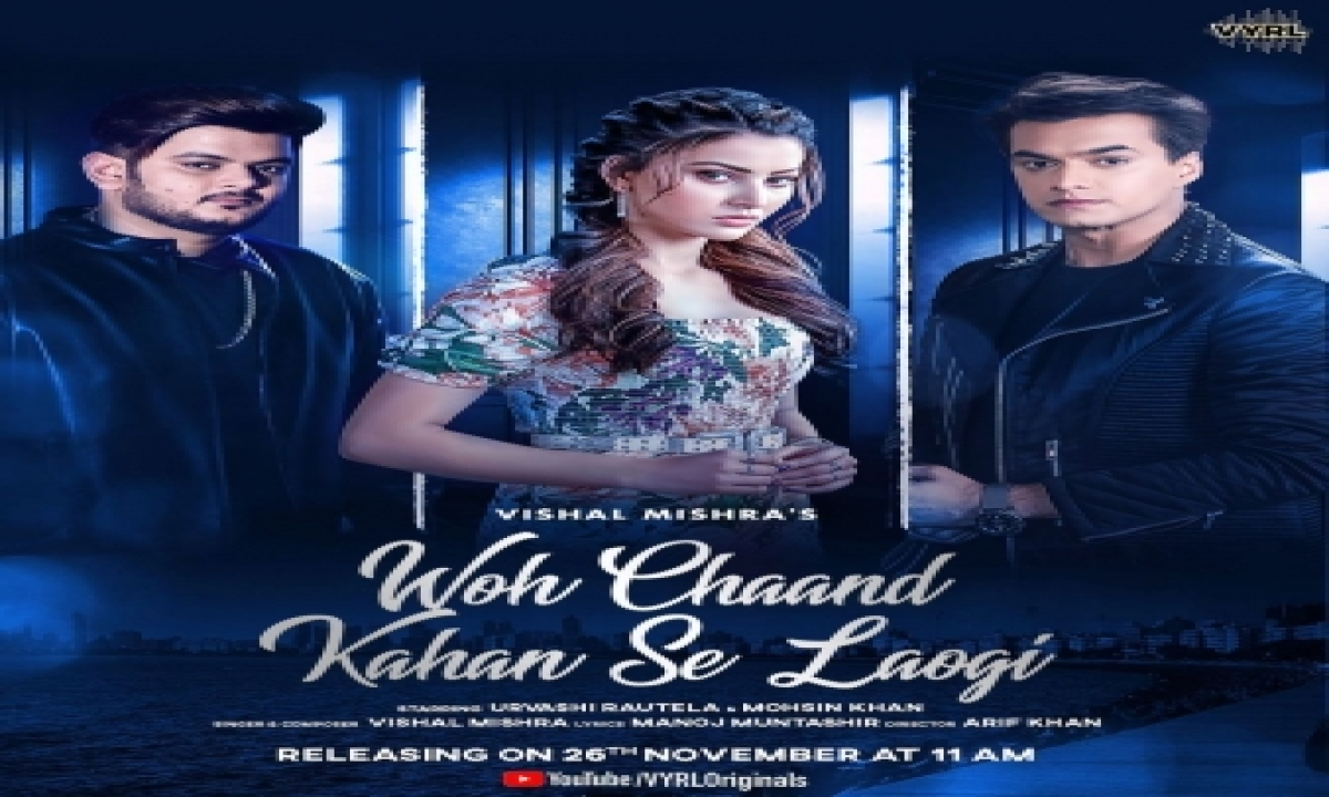 TeluguStop.com - Vishal Mishra's New Song Woh Chaand Comes From 'deep Personal Corners'