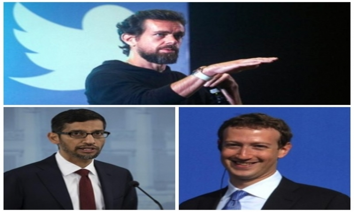 TeluguStop.com - 'who The Hell Are You?', Us Lawmakers Scold Twitter, Facebook, Google Ceos