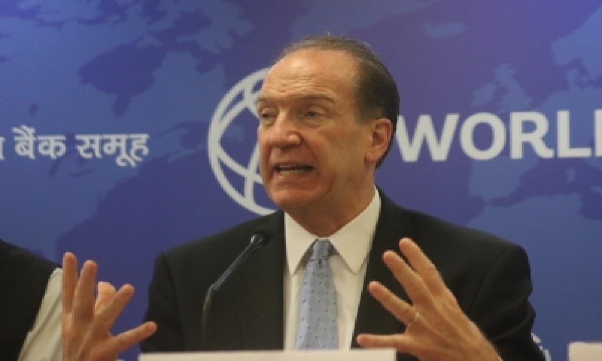 TeluguStop.com - World Bank Chief Welcomes G20 Progress On Debt Relief