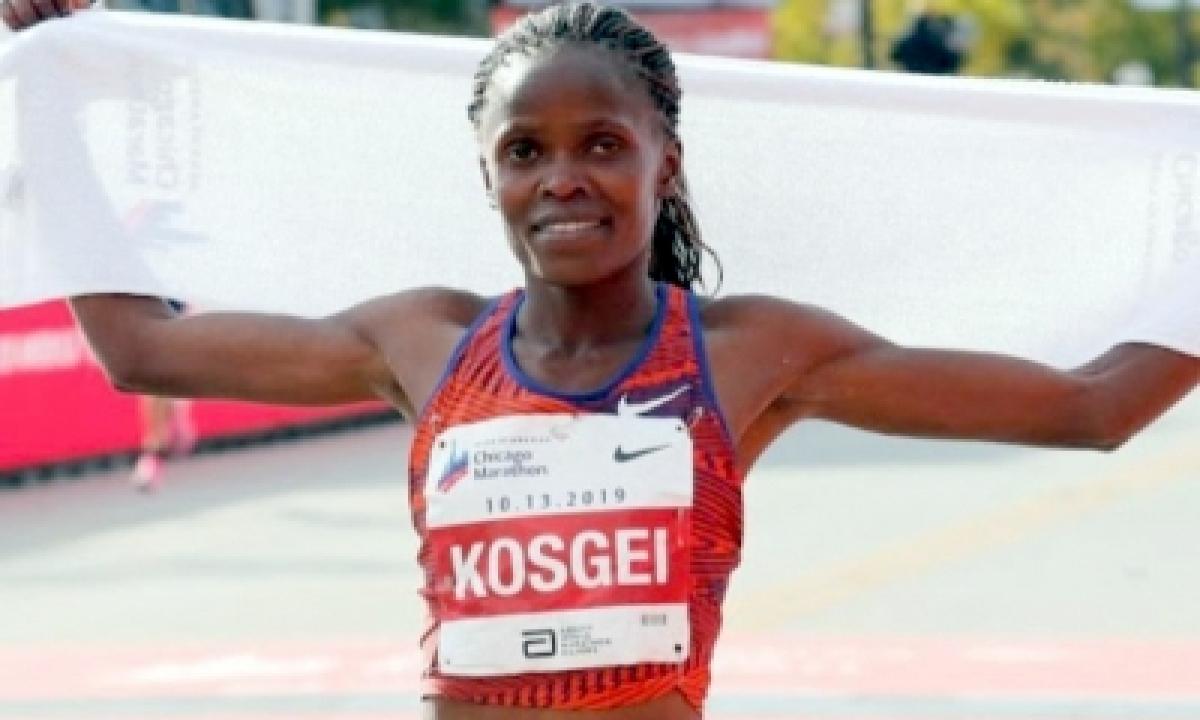TeluguStop.com - World Record Holders Kosgei, Yeshaneh To Participate In Delhi Half Marathon