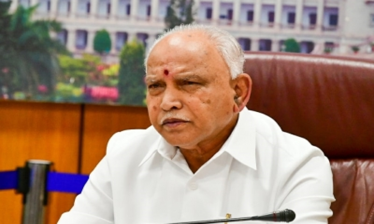 TeluguStop.com - Yediyurappa Pa Who Attempted Suicide Out Of Danger