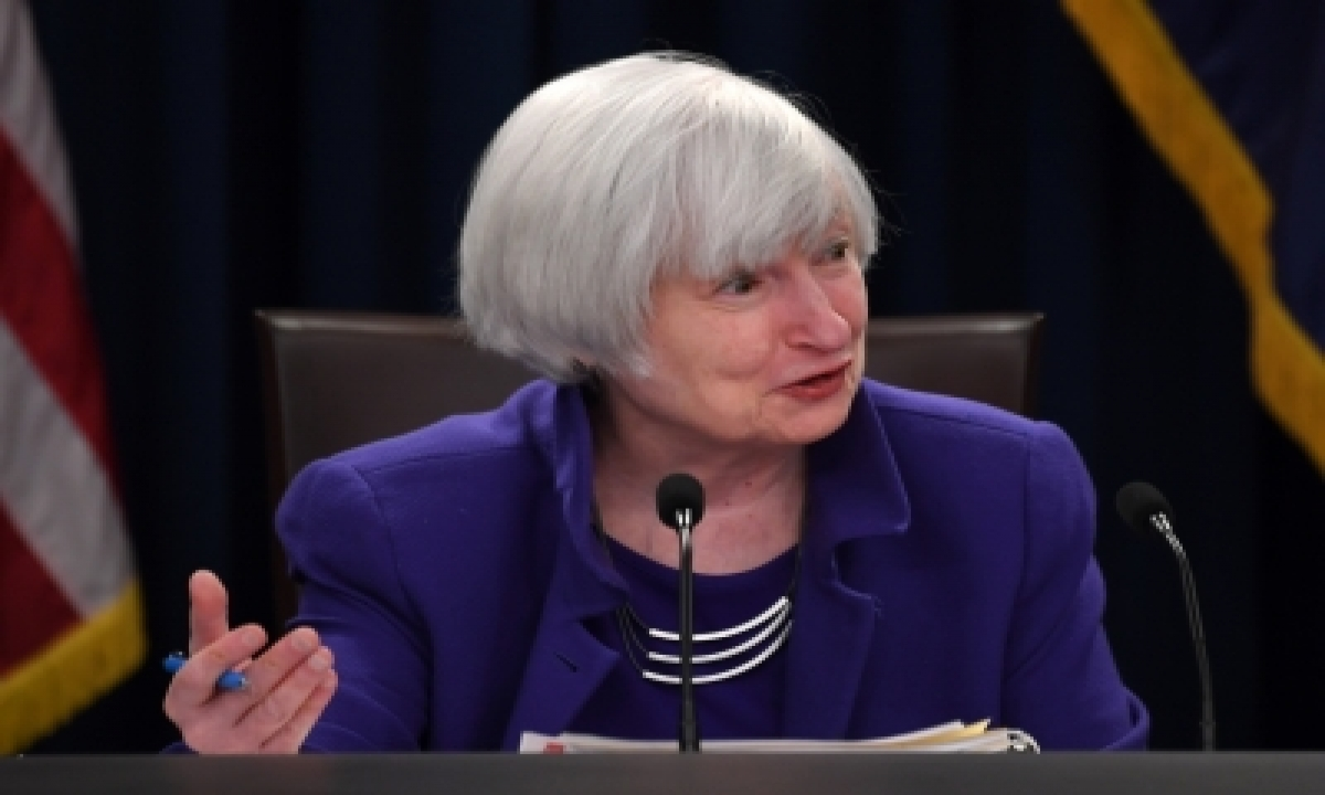 TeluguStop.com - Yellen Expected To Pass Further Fiscal Stimulus