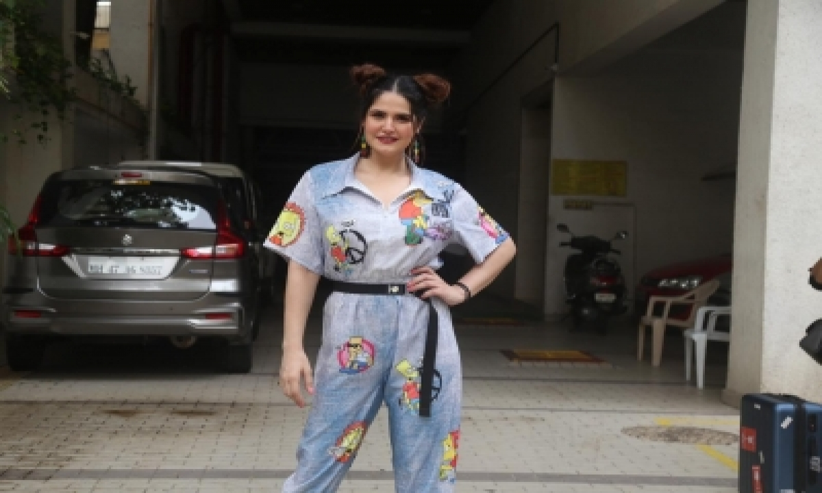 TeluguStop.com - Zareen Khan On Why Makers Of Her Film Themed On Homosexuality Were Sceptical To Cast Her