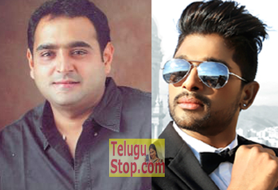 TeluguStop.com - Allu Arjun In Vikram Kumar's Direction-Latest News - Telugu-Telugu Tollywood Photo Image