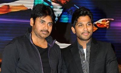 Allu Arjun Trying To Win Pawan Kalyan Back -Gossips-Telugu Tollywood Photo Image