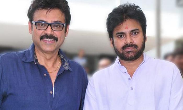 TeluguStop.com - Venkatesh Once Again In Pawan Kalyan's Movie-Latest News - Telugu-Telugu Tollywood Photo Image