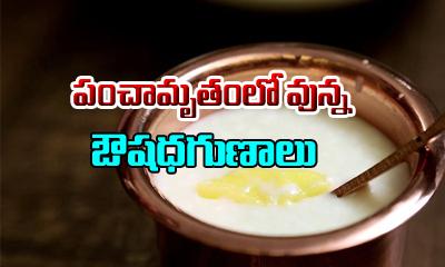 పంచామృతంలో వున్న ఔషధగుణాలు-Devotional-Telugu Tollywood Photo Image