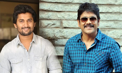 Nagarjuna – Nani Multistarrer Confirmed--Telugu Trending Latest News Updates Nagarjuna – Nani Multistarrer Confirmed---