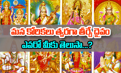 మన కోరికలను త్వరగా తీర్చే దైవం ఎవరో మీకు తెలుసా-Devotional-Telugu Tollywood Photo Image