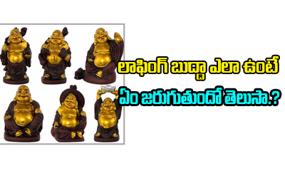 Laughing Buddha Meaning And Positions- Telugu Devotional Bhakthi(తెలుగు భక్తి ) Laughing Buddha Meaning And Positions---