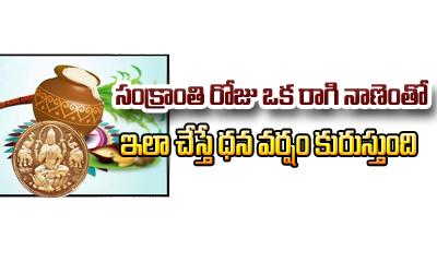 Makar Sankranti Day Copper Coin Puja- Telugu Devotional Bhakthi(తెలుగు భక్తి ) Makar Sankranti Day Copper Coin Puja---