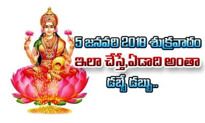 January 5th 2018 Lakshmi Devi Pooja-Devotional-Telugu Tollywood Photo Image