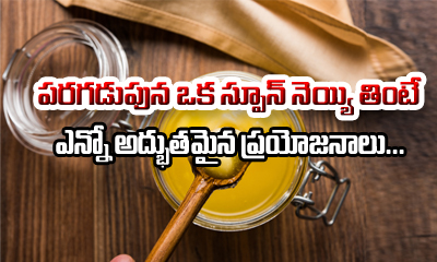 TeluguStop.com - Health Benefits Of Eating Ghee-Telugu Health - తెలుగు హెల్త్ టిప్స్ ,చిట్కాలు-Telugu Tollywood Photo Image