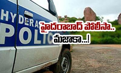 Hyderabad Police Friendliness Gets Applauded-General-English-Telugu Tollywood Photo Image