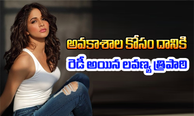 I Will Implement A New Strategy To Bag Better Offers- Lavanya Tripathi-Latest News-Telugu Tollywood Photo Image