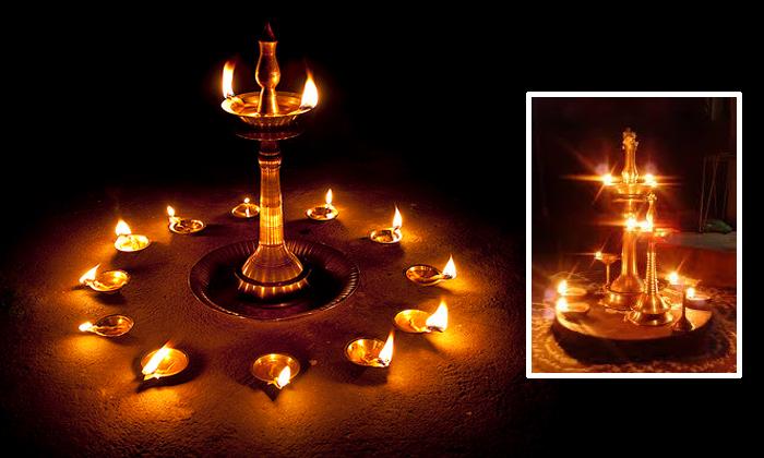 ఏ రకమైన నూనెతో దీపారాధన చేస్తే, సమస్యలు తొలగుతాయో తెలుసా-Telugu Bhakthi-Telugu Tollywood Photo Image